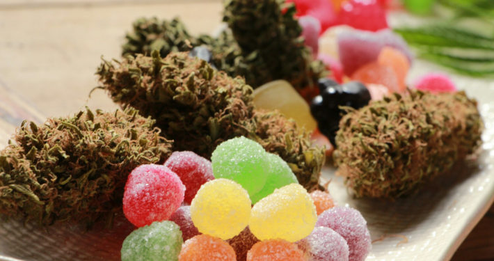 Blazed and Infused - Candy with Marijuana