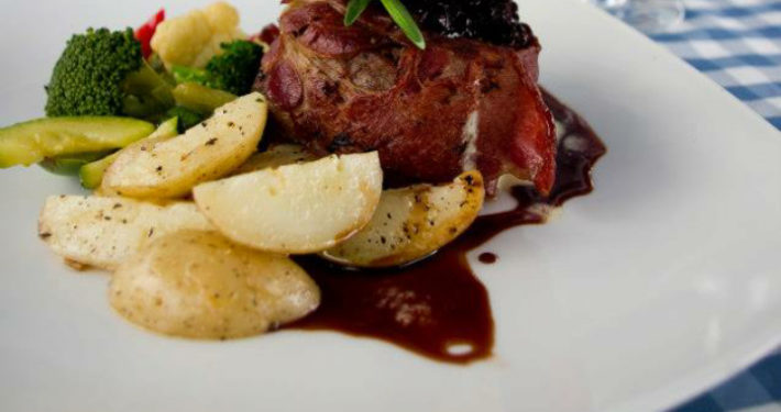 Blazed and Infused - Steak and Potatoes with Marijuana