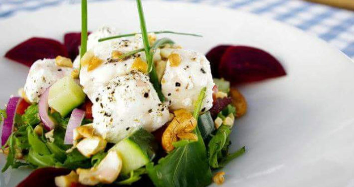 Blazed and Infused - Salad with Marijuana